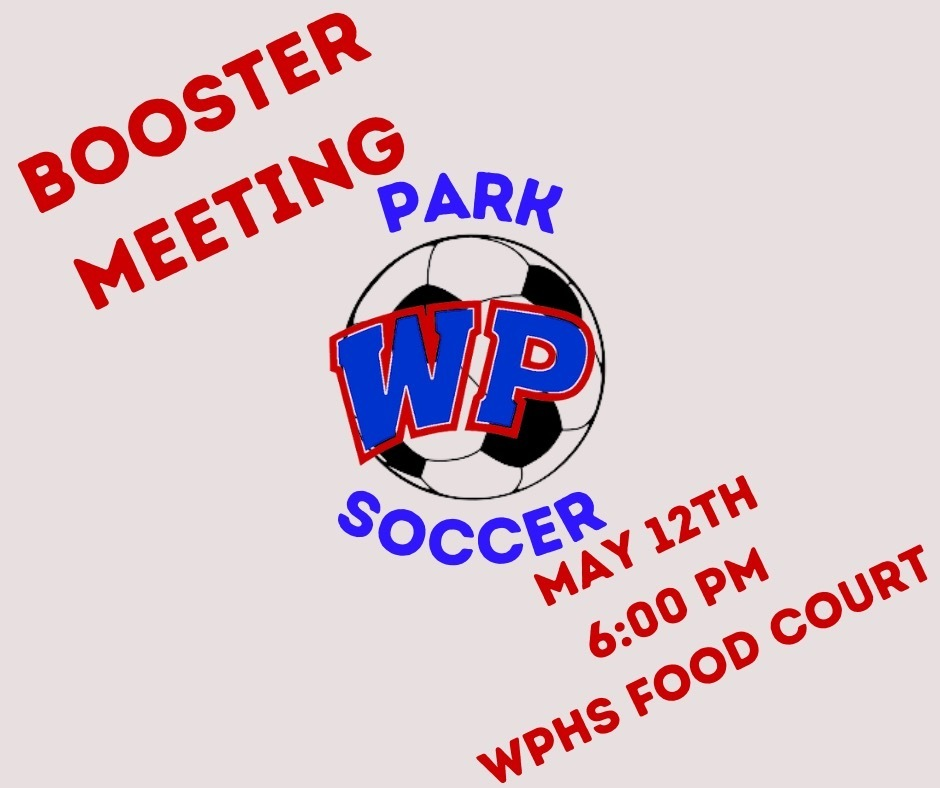 Soccer Booster Meeting